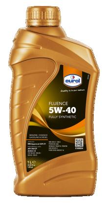 5W40 Tam Sentetik Motor Yağı Fluence 1l